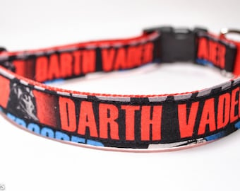Darth Vader Star Wars Dog Collar