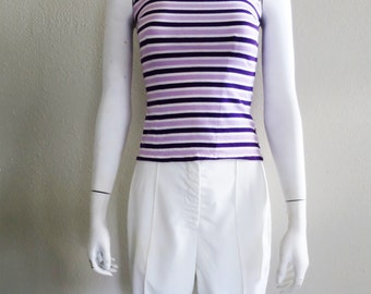 1960s Bobbie Brooks Shorts Set