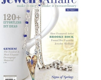 Jewelry Affaire Magazine - Spring 2016 - NEW
