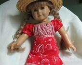 Summer Cool - dress for American Girl