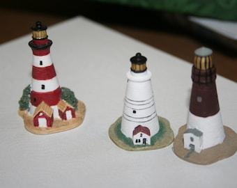 Lenox Mini Lighthouses