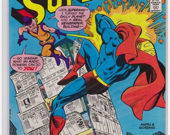 1979 Issue #335 SUPERMAN Comic in NM- Condition