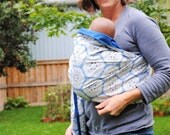 Daisy Deco- Adjustable Baby Sling