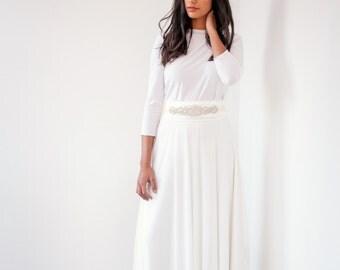 Wedding skirt, tulle skirt, tulle skirt, long Tulle bridal skirt, Bridesmaid Skirt, Long Tulle Skirt, Tulle Skirt, long tulle skirt
