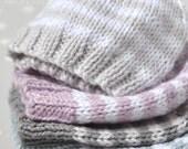 EASY Preemie and Newborn knitting pattern 'Little One'