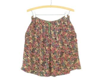 Vintage Shorts * Baggy Floral Shorts * 80s Tap Shorts * Gauze Flutter Shorts * OS