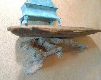 RESERVED, PLEASE Do not buy  Driftwood Shelf
