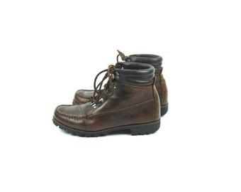 HHB Watermocs Leather Trail Boots, Women's Size 7M