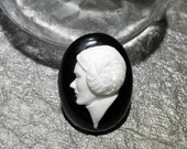 Princess Leia Cameo - Choose Color & Setting
