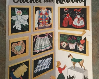 Gallery of Crochet and Knitting from American Thread Company - Star Book No. 89