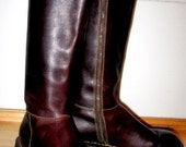 Born Boots.  Vintage Born Boots.  Brown Born Boots. Size 7.5 Euro 38.5