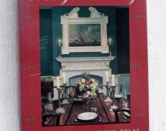 SALE Vintage Cookbook Maryland's Way