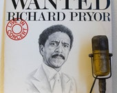 "ON SALE Richard Pryor Vinyl Record Stand Up Comedy Album ""Wanted: Live in Concert"" (Original 2LP 1978 Wb  w/""Jim Brown"", ""White and Black Pe"