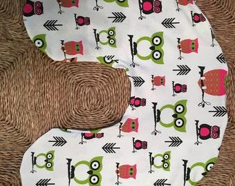 Boppy pillow cover.