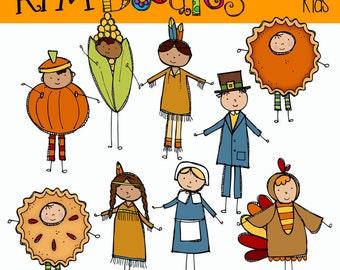 KPM Thanksgiving kids
