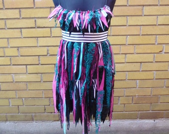 New Wave Tattered Fairy Dress