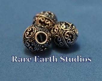 13mm Bali Beads 60516005