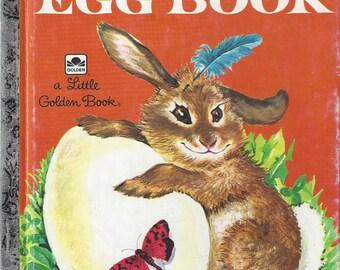 The Golden Egg Book Vintage Little Golden Book, C1962