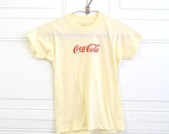 1980s Kids Coca-Cola Tee