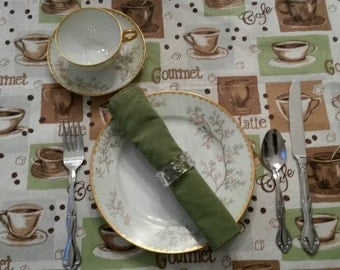Limoges 3pc Luncheon Set; 19th Century; Hand Painted and Signed By F. K. Hazlewood  circa 1892-  DS