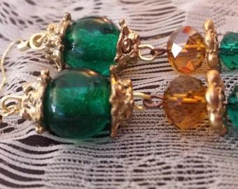 Jewel Earrings
