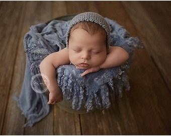 Newborn Photo Prop Bonnet, Newborn Alpaca Bonnet Newborn Photo Prop Baby Prop Bonnet Neutral Newborn Bonnet Newborn Boy Bonnet, Newborn Size