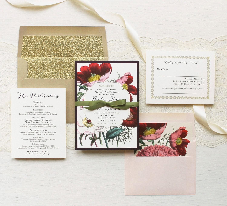 boho wedding invitations - 28 images - boho floral wedding ...