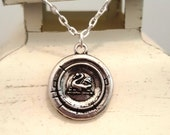 Once Upon A Time Emma Swan Necklace, OUAT Necklace