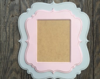 10x13 picture frame wooden frame 10x13 frame nursery decor home decor