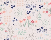 Paperie Library Gardens, Amy Sinibaldi, Art Gallery Fabrics, 100% Premium Cotton Fabric, PPE-343
