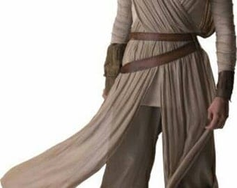 Pieces sold separately!! Star wars Rey costume
