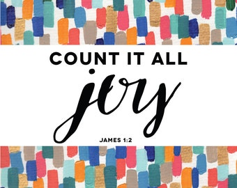 Count it All Joy-DIGITAL DOWNLOAD