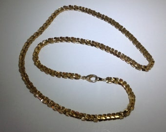 Gold Chain Gold tone Necklace