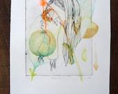 Amnesia #5, gravure