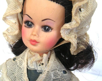 Vintage Doll, Elizabeth Taylor Doll From The Movie, The Blue Bird, Blue Bird of Happiness