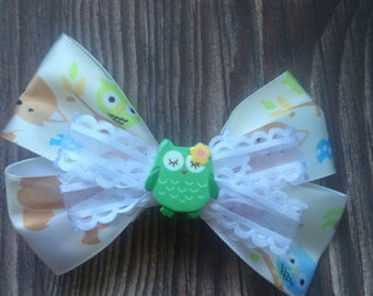 Forest Friends Bow