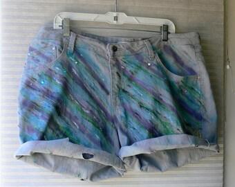 women size 18 shorts