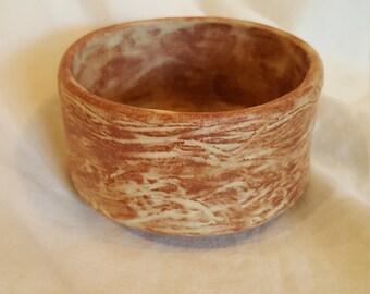 Small matte bowl