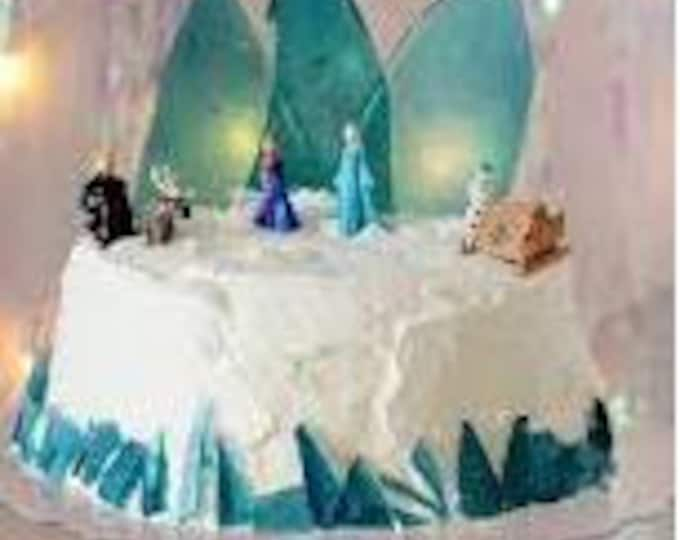 LARGE SHARDS for CAKES, Custom sizes, Any Color, Hard Candy Shards, Glass Shards, Snow White, Frozen Theme Parties