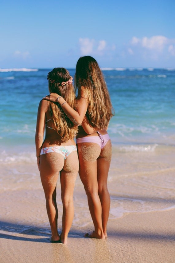 HINA Seamless Bikini Bottoms