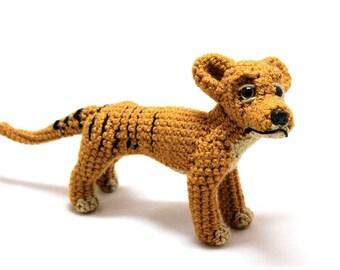 Thylacine Doll