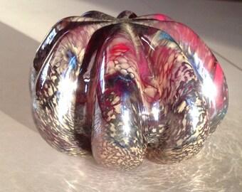 Martian Artifact - Art Glass Paperweight