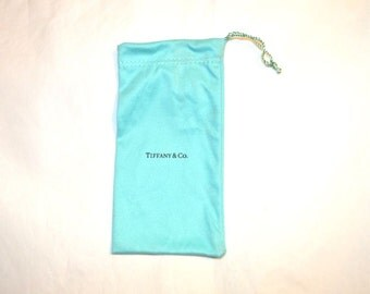 Tiffany Cloth Eyeglasses Bag for Extra Protection