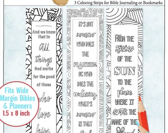 SALE Bible Journaling Planners Digital By DigiScrapDelights