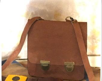 Mens Leather Bag - Leather Messenger Bag, Mens Crossbody Bag, Shoulder Bag,  Mens Bag, Leather Shoulder Bag, Leather Bag, Mens Fashion