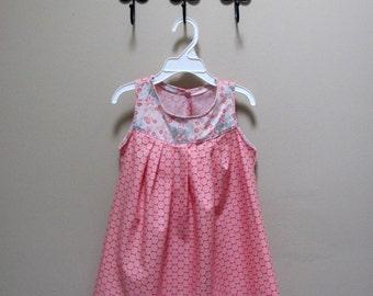 Girl's Dress Size 4 to 6 Sundress