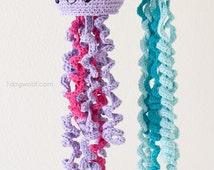 Jellyfish Amigurumi Softie Crochet Pattern