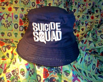 Suicide Squad Bucket Hat
