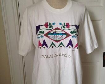 Vintage Palm Springs California Tshirt