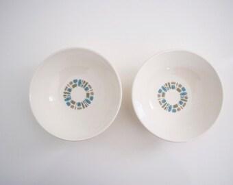 Vintage bowls Canonsburg Temporama